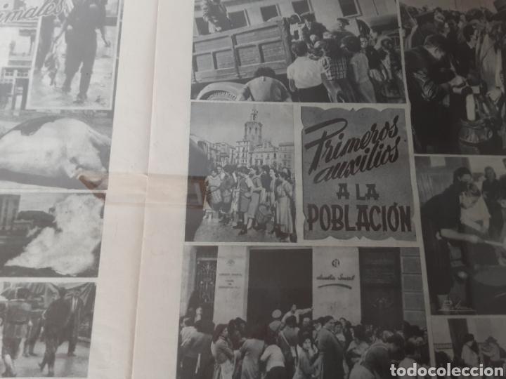 Coleccionismo de Revistas y Periódicos: Especial Diario Las Provincias 1957 Riada - Foto 2 - 241188930