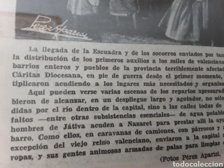 Coleccionismo de Revistas y Periódicos: Especial Diario Las Provincias 1957 Riada - Foto 3 - 241188930