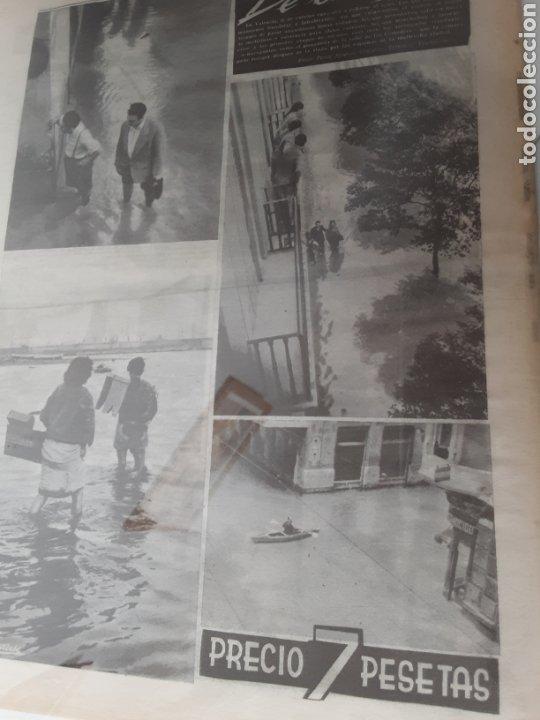 Coleccionismo de Revistas y Periódicos: Especial Diario Las Provincias 1957 Riada - Foto 4 - 241188930
