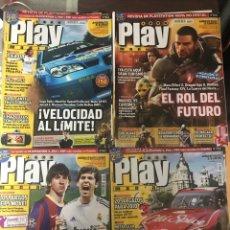 Colecionismo de Revistas e Jornais: REVISTAS PLAYSTATION PLAYMANIA 102 144 141 Y 139 SOLO LIBRES NUMEROS 139 Y 144. Lote 241366825