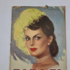 Coleccionismo de Revistas y Periódicos: REVISTA PARA TI ( 1947 ) BUENOS AIRES, Nº 1302 ( VER FOTOS ). Lote 241701165