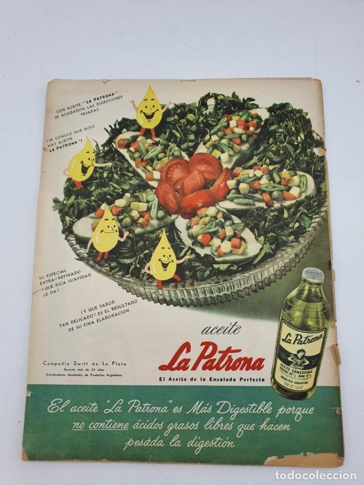 Coleccionismo de Revistas y Periódicos: REVISTA PARA TI ( 1947 ) BUENOS AIRES, Nº 1302 ( VER FOTOS ) - Foto 4 - 241701165