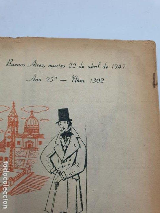 Coleccionismo de Revistas y Periódicos: REVISTA PARA TI ( 1947 ) BUENOS AIRES, Nº 1302 ( VER FOTOS ) - Foto 5 - 241701165
