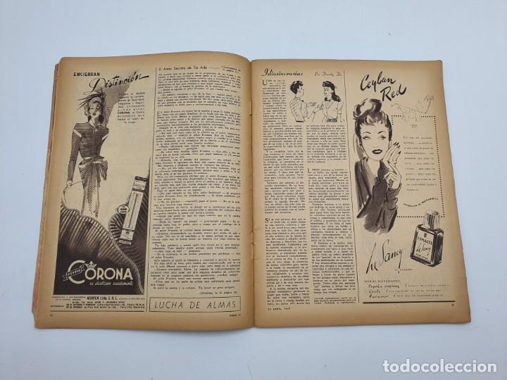 Coleccionismo de Revistas y Periódicos: REVISTA PARA TI ( 1947 ) BUENOS AIRES, Nº 1302 ( VER FOTOS ) - Foto 8 - 241701165