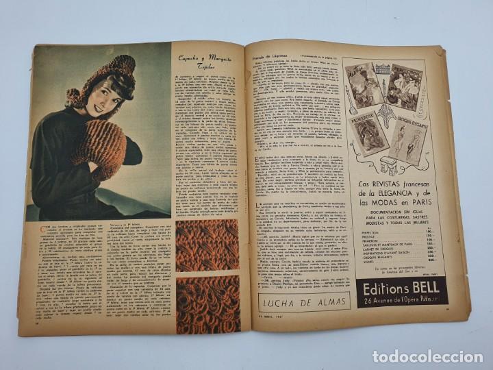 Coleccionismo de Revistas y Periódicos: REVISTA PARA TI ( 1947 ) BUENOS AIRES, Nº 1302 ( VER FOTOS ) - Foto 10 - 241701165