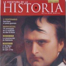 Coleccionismo de Revistas y Periódicos: LA AVENTURA DE LA HISTORIA 31. Lote 242161795