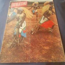 Coleccionismo de Revistas y Periódicos: REVISTA CATOLICISMO DE SEPTIEMBRE DE 1965. Lote 242268385