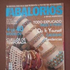 Coleccionismo de Revistas y Periódicos: REVISTA ABALIRIOS Nº 42. Lote 242968595