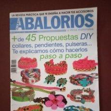 Coleccionismo de Revistas y Periódicos: REVISTA ABALIRIOS Nº 45. Lote 242968800