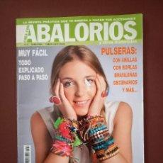 Coleccionismo de Revistas y Periódicos: REVISTA ABALIRIOS Nº 37. Lote 242969035