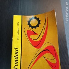 Coleccionismo de Revistas y Periódicos: ANTIGUA REVISTA STANDARD ELECTRICA AÑO 1964 CON EL SUPLEMENTO DE HUMOR RIN-RIN. Lote 242999815
