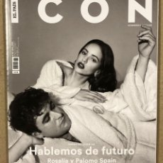 Collectionnisme de Revues et Journaux: ICON EL PAÍS N° 50 (2018). ROSALÍA, C TANGANA, PALOMO SPAIN, JAVIER AMBROSSI, ANNA CASTILLO,.... Lote 243035350