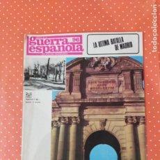 Coleccionismo de Revistas y Periódicos: REVISTA SEMANAL NÚMERO 96 DE CRÓNICA DE LA GUERRA ESPAÑOLA.. Lote 243061185