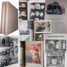 Coleccionismo de Revistas y Periódicos: L'ILLUSTRATION. 2 TOMOS. ENERO 1932 - DICIEMBRE 1932.. Lote 243214065