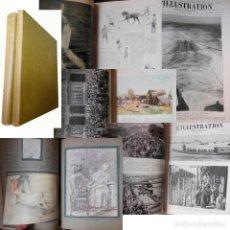 Coleccionismo de Revistas y Periódicos: L'ILLUSTRATION. 2 TOMOS. ENERO 1927 - DICIEMBRE 1927.. Lote 243214245