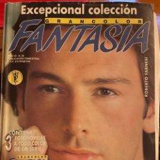Coleccionismo de Revistas y Periódicos: FOTONOVELA TRIPLE FANTASÍA, NÚM 28. GRAN COLOR DE LANCIO. Lote 243301380