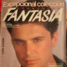Coleccionismo de Revistas y Periódicos: FOTONOVELA TRIPLE FANTASÍA, NÚM 7. GRAN COLOR DE LANCIO. Lote 243301515