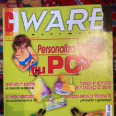 Coleccionismo de Revistas y Periódicos: CD WARE NUMERO 47. Lote 243342680