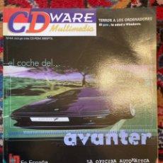 Coleccionismo de Revistas y Periódicos: CD WARE NUMERO 44. Lote 243342940