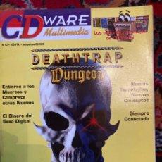 Coleccionismo de Revistas y Periódicos: CD WARE NUMERO 41. Lote 243343205