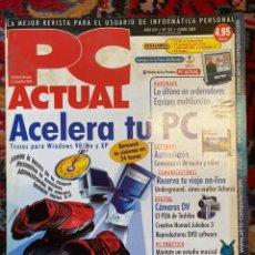 Coleccionismo de Revistas y Periódicos: PC ACTUAL NÚMERO 142. Lote 243343850