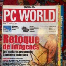Coleccionismo de Revistas y Periódicos: PC WOLD NÚMERO 167. Lote 243345095