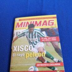 Coleccionismo de Revistas y Periódicos: MINIMAG MINI REVISTA DE LA LIGA DE FUTBOL NUMERO 162. Lote 243357065
