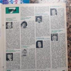 Coleccionismo de Revistas y Periódicos: CHRISTINA VON OPEL JAMES STEWART. Lote 243502170