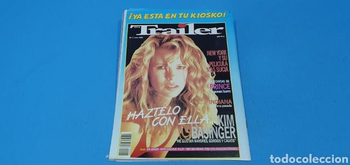 Coleccionismo de Revistas y Periódicos: REVISTA - GRABATELE - N° 3 - JUNIO 1989 - Foto 4 - 243550105