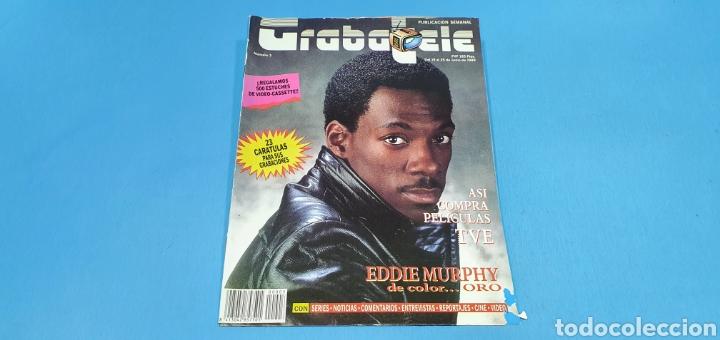 REVISTA - GRABATELE - N° 3 - JUNIO 1989 (Coleccionismo - Revistas y Periódicos Modernos (a partir de 1.940) - Otros)