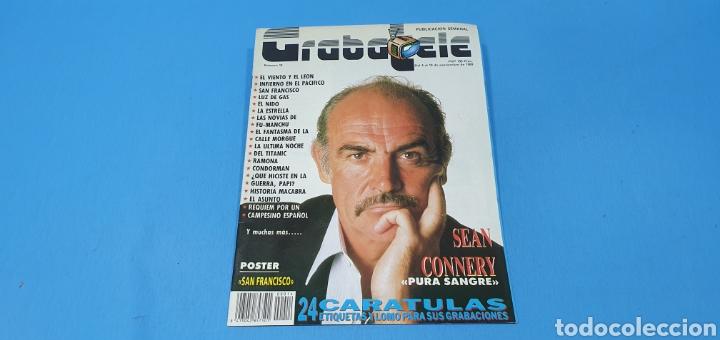 REVISTA - GRABATELE - N ° 14 - SEPTIEMBRE 1989 (Coleccionismo - Revistas y Periódicos Modernos (a partir de 1.940) - Otros)