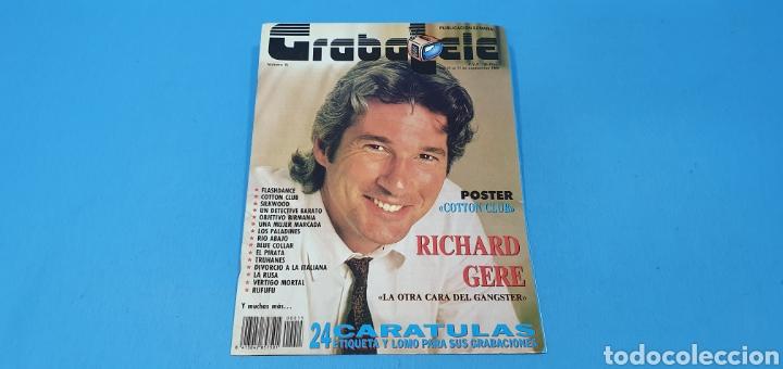 REVISTA - GRABATELE - N° 15 - SEPTIEMBRE 1989 (Coleccionismo - Revistas y Periódicos Modernos (a partir de 1.940) - Otros)