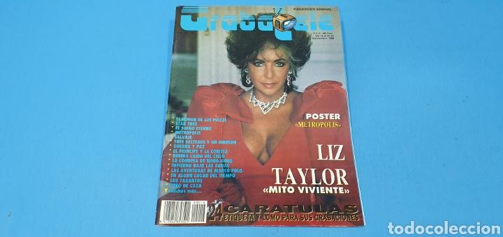 REVISTA - GRABATELE - N° 16 - SEPTIEMBRE 1989 (Coleccionismo - Revistas y Periódicos Modernos (a partir de 1.940) - Otros)