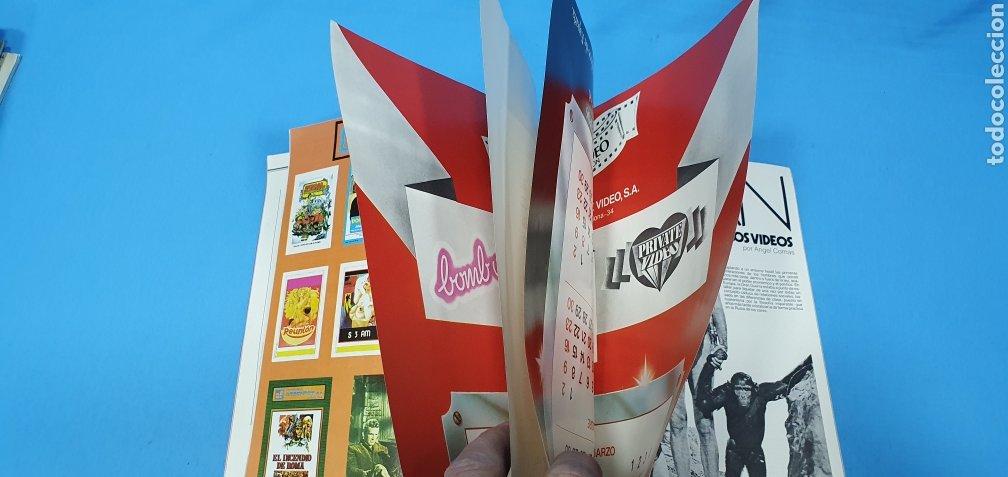 Coleccionismo de Revistas y Periódicos: REVISTA - VÍDEO STAR - N° 14 - FEBRERO 1984 - Foto 2 - 243558050