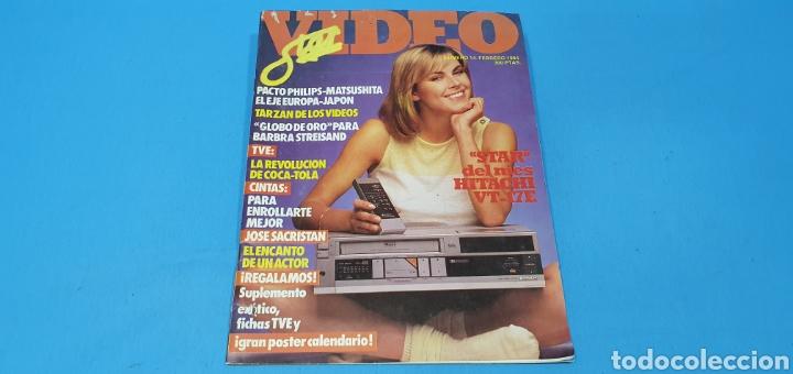 REVISTA - VÍDEO STAR - N° 14 - FEBRERO 1984 (Coleccionismo - Revistas y Periódicos Modernos (a partir de 1.940) - Otros)