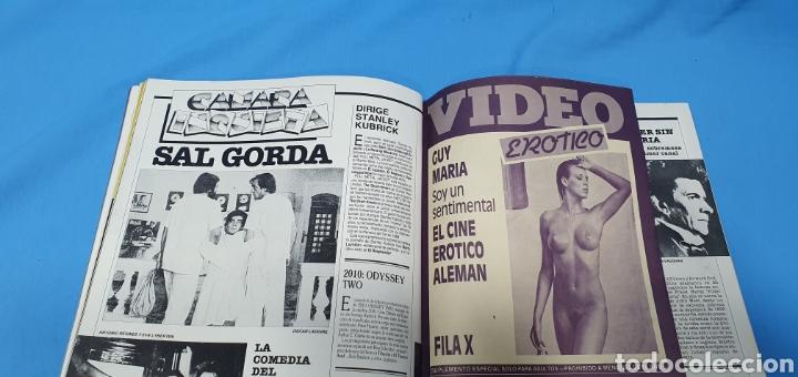 Coleccionismo de Revistas y Periódicos: REVISTA - VÍDEO STAR - N° 15 - MARZO 1984 - Foto 4 - 243558965