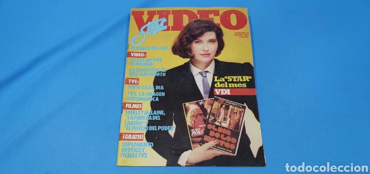 REVISTA - VÍDEO STAR - N° 15 - MARZO 1984 (Coleccionismo - Revistas y Periódicos Modernos (a partir de 1.940) - Otros)