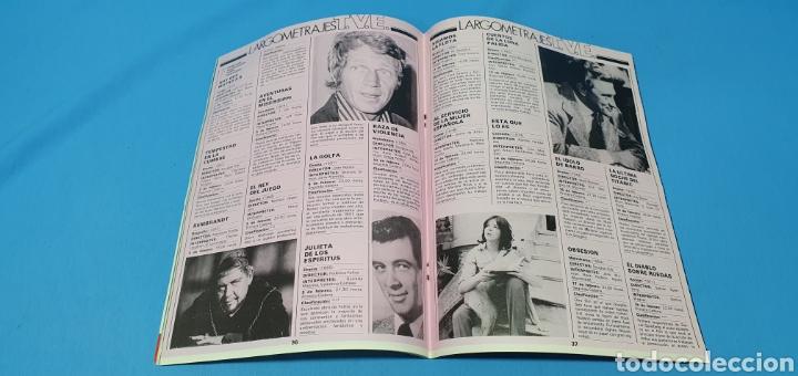 Coleccionismo de Revistas y Periódicos: REVISTA - LA SAGA DEL VIDEO - SU TERCER CANAL - N° 19 - FEBRERO 1983 - Foto 2 - 243560435