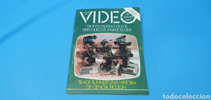 REVISTA - LA SAGA DEL VIDEO - SU TERCER CANAL - N° 19 - FEBRERO 1983 (Coleccionismo - Revistas y Periódicos Modernos (a partir de 1.940) - Otros)