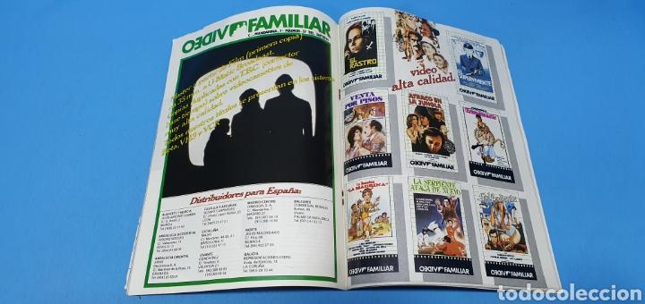 Coleccionismo de Revistas y Periódicos: REVISTA - VÍDEO ACTUALIDAD - N° 22 - ABRIL 1983 - Foto 3 - 243561190