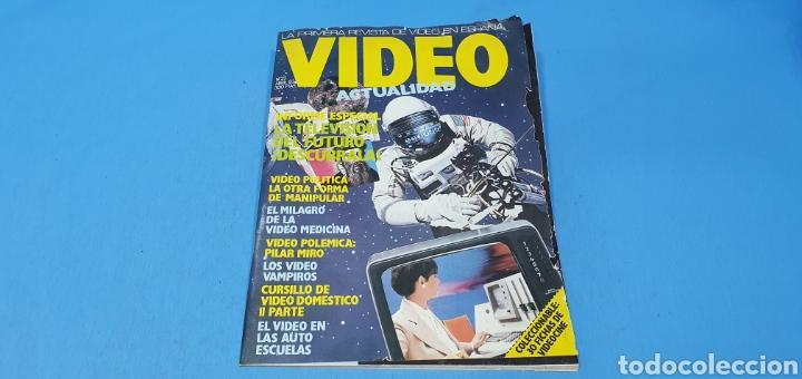 REVISTA - VÍDEO ACTUALIDAD - N° 22 - ABRIL 1983 (Coleccionismo - Revistas y Periódicos Modernos (a partir de 1.940) - Otros)