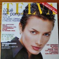 Coleccionismo de Revistas y Periódicos: TELVA Nº 697 DE 1997- NIEVES ALVAREZ- INES SASTRE- CHANEL Nº 5 ANDY WARHOL- ANTONIO BANDERAS- HUGH G. Lote 243616210