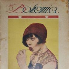Coleccionismo de Revistas y Periódicos: CUBA. BOHEMIA Nº 17. 25 ABRIL 1926. LEER:. Lote 243664605