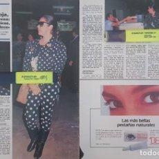 Coleccionismo de Revistas y Periódicos: REPORTAJE ISABEL PANTOJA. REVISTA SEMANA 12/04/89.. Lote 243807240