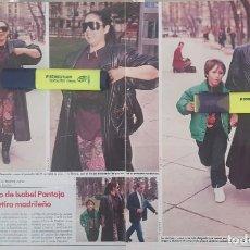 Coleccionismo de Revistas y Periódicos: REPORTAJE ISABEL PANTOJA. REVISTA LECTURAS.. Lote 243808250