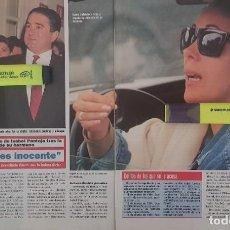 Coleccionismo de Revistas y Periódicos: REPORTAJE ISABEL PANTOJA. REVISTA DÍEZ MINUTOS 19/04/91.. Lote 243809075
