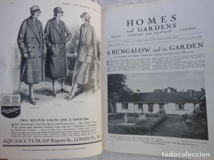 Coleccionismo de Revistas y Periódicos: HOUSE & GARDEN. June 1926. Vol XLIX Number Six. - Foto 2 - 243836000