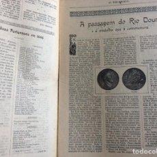 Coleccionismo de Revistas y Periódicos: TEMA: UN POCO DE HISTORIA DE LA CIUDAD DE PORTO - O TRIPEIRO - VER RESUMEN. EN PORTUGUÉS, 1919.. Lote 243871080