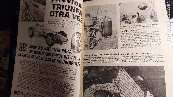 Coleccionismo de Revistas y Periódicos: REVISTA MECANICA POPULAR - Foto 2 - 243903945
