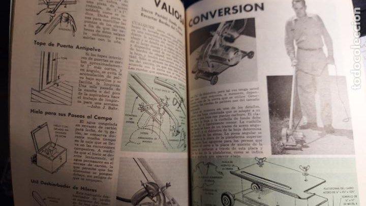 Coleccionismo de Revistas y Periódicos: REVISTA MECANICA POPULAR - Foto 4 - 243903945